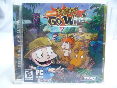 Nickelodeon Rugrats Go Wild Game For PC - Manassas Consignment