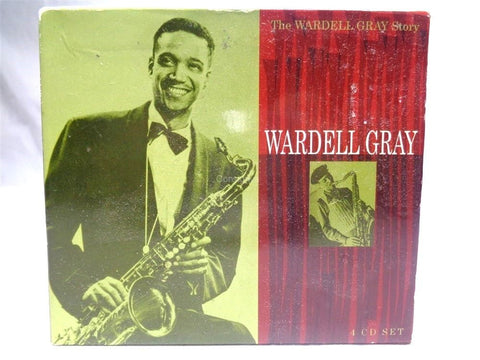 The Wardell Gray Story 4 Disc Box CD Set - Manassas Consignment