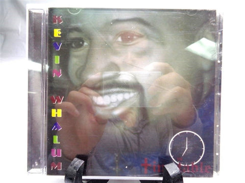 Kevin Whalum Timetable CD - Manassas Consignment