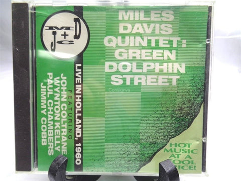 Miles Davis Quintet: Green Dolphin Street Live In Holland 1960 CD - Manassas Consignment