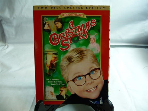 A Christmas Story 20th Anniversary 2 Disc Special Edition DVD - Manassas Consignment