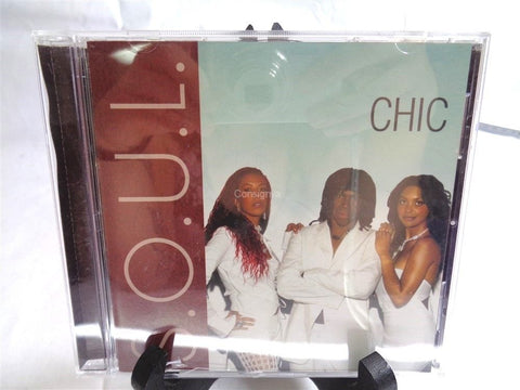 S.O.U.L. Chic CD - Manassas Consignment