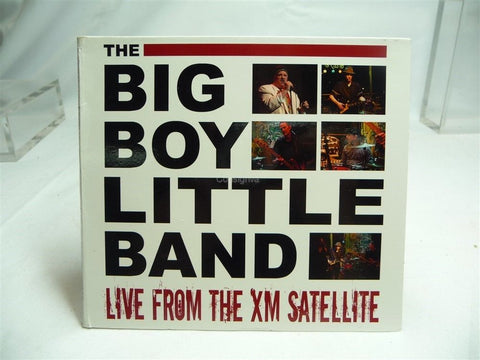 The Big Boy Little Band Live From The XM Satellite CD