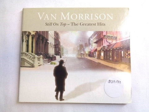 Van Morrison Still On Top The Greatest Hits CD - Manassas Consignment