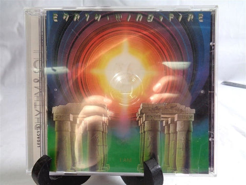 I Am CD By Earth, Wind, & Fire - Manassas Consignment