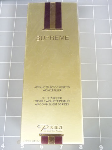 Advanced Boto Targeted Wrinkle Filler - Supreme Premier by Dead Sea - Manassas Consignment