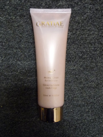 GRATiAE Organic Beauty by Nature Moisture Cream for Multi Use 120ml - Manassas Consignment