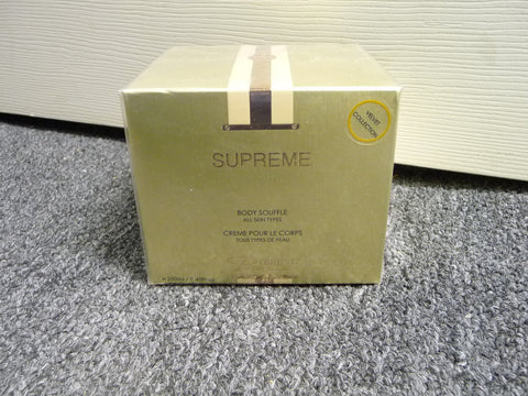 Body Souffle - VELVET COLLECTION Lotion- Supreme Premier by Dead Sea Minerals - All Skin Types 250ml - Manassas Consignment