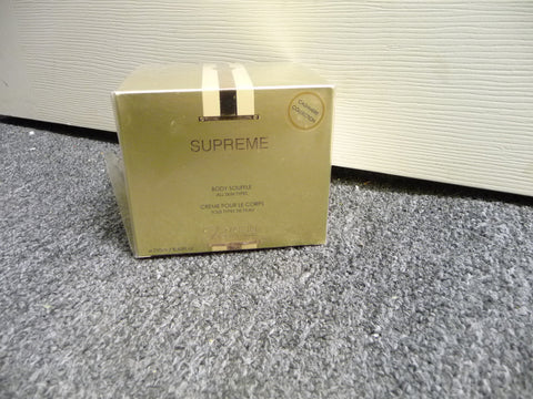 Body Souffle Lotion CASHMERE COLLECTION  Supreme Premier by Dead Sea - 250ML - Manassas Consignment