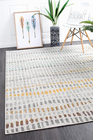 Riverbed Pebbles Multi Rug