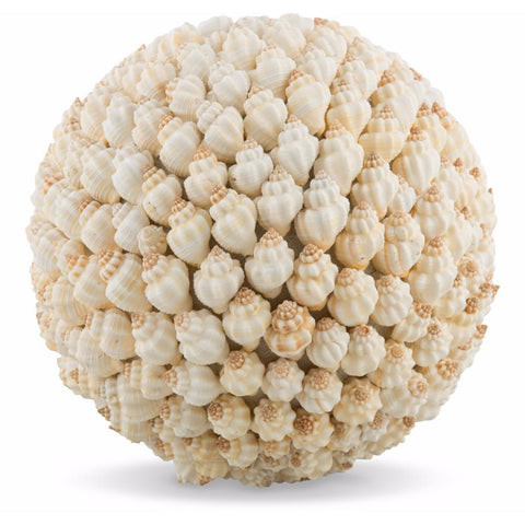 Cone Shell Decor Ball Extra Large - Lost Design Society