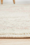 Boulevard Rose Round Transitional Rug