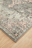Boulevard Court Grey Transitional Rug