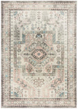 Boulevard Silver Transitional Rug