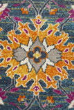 Tigris Elam Blue Bohemian Transitional Rug