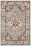 Tigris Amarah Grey Bohemian Transitional Rug