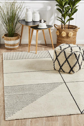 Savoy Hyde Moroccan Ivory Rug