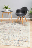 Legion Millennium Silver Transitional Rug