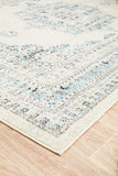 Legion Ghost White Transitional Rug