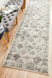 Legion Grey Transitional Rug