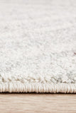 Sierra Silver Transitional Rug