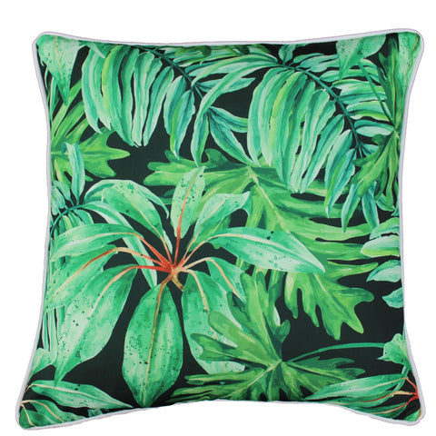 DAINTREE BLACK FULL CUSHION - Lost Design Society