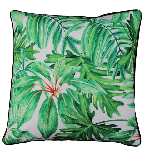 DAINTREE WHITE FULL CUSHION - Lost Design Society