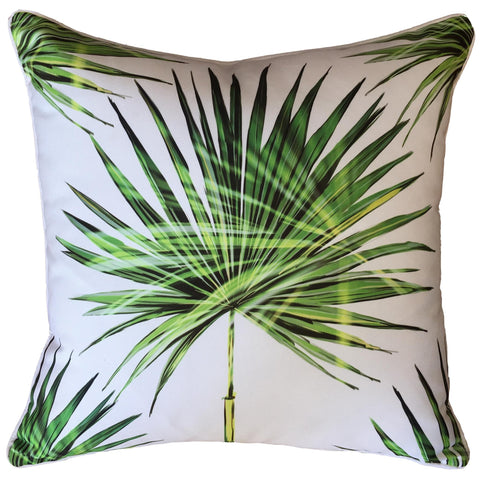 FAN PALM SINGLE CUSHION - Lost Design Society
