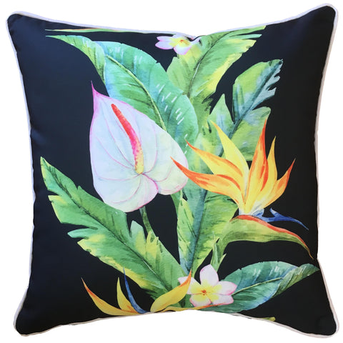 ISLAND STYLE FLOWER CUSHION - Lost Design Society
