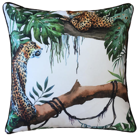 JUNGLE FEVER CUSHION