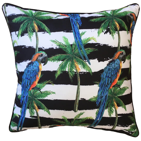 KING PARROT CUSHION - Lost Design Society