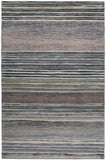 Eclipse Indoor Rug | Grey Stripe