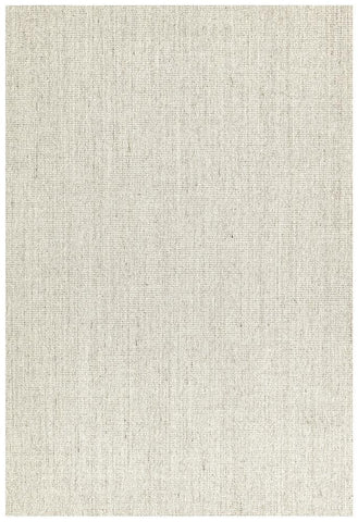 Natural Sisal Rug Boucle Marble