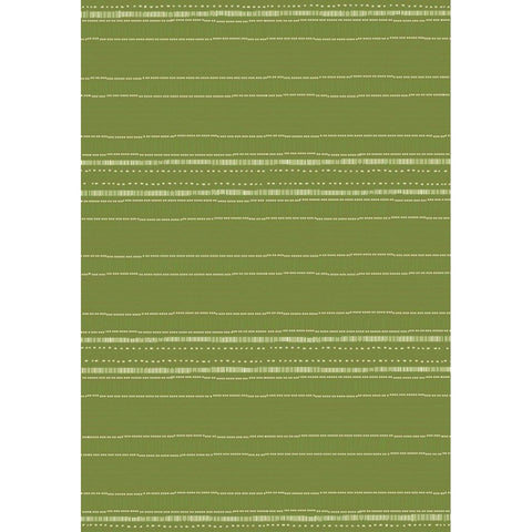 Esprit Indoor Outdoor Rug | Green | 60x230cm - Lost Design Society