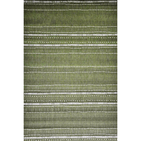Esprit Indoor Outdoor Rug | Dark Green | 80x150cm - Lost Design Society