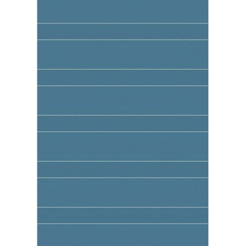Esprit Indoor Outdoor Rug | Turquoise | 80x150cm - Lost Design Society