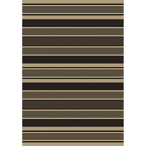 Esprit Indoor Outdoor Rug | Brown | 80x150cm - Lost Design Society