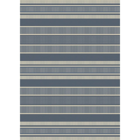 Esprit Indoor Outdoor Rug | Dark Blue | 200x290cm - Lost Design Society
