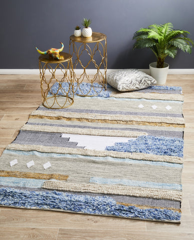Fusion Tribal Stir Multi Rug