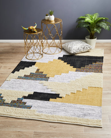 Fusion Tribal Mix Multi Rug