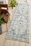 Mist Alpine White Transitional Rug
