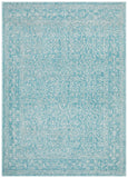 Depth Blue Transitional Rug - Lost Design Society