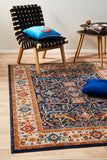 Splash Multi Transitional Rug