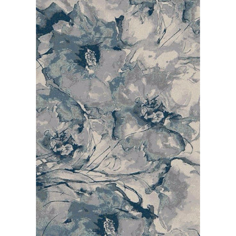 Abstract Evoke Rug | Floral | 160x230cm - Lost Design Society
