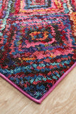 Dawson Modern Multi Coloured Rug