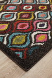 Lorenzo Modern Multi Coloured Rug