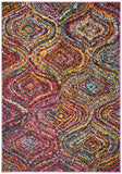 Chindi Modern Multi Coloured Rug - Lost Design Society