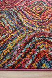 Chindi Modern Multi Coloured Rug