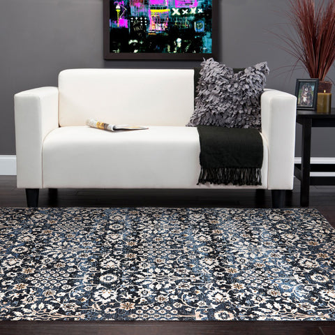 Jameson Imperial Rug Blue
