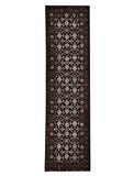 Cashian Rug Chocolate Brown - Lost Design Society